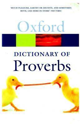 A Dictionary of Proverbs 5th Edition price comparison at Flipkart, Amazon, Crossword, Uread, Bookadda, Landmark, Homeshop18