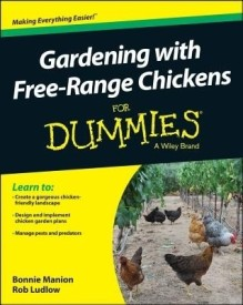 Gardening with Free-Range Chickens For Dummies (English) (Paperback)