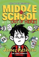 Middle School: Get Me Out of Here! (English): Book