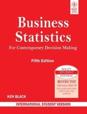 Business Statistics Ken Black Ebook