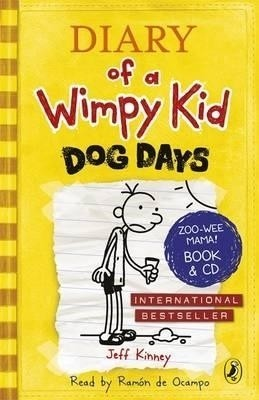 Diary of a Wimpy Kid : Dog Days (English) price comparison at Flipkart, Amazon, Crossword, Uread, Bookadda, Landmark, Homeshop18
