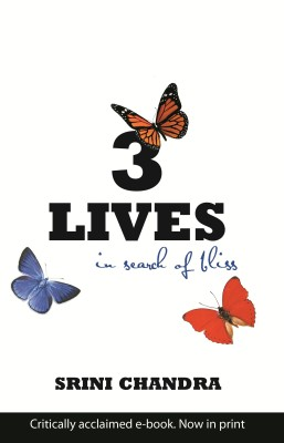 Buy 3 Lives, in search of bliss (English): Book