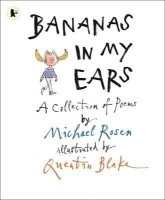 Bananas in My Ears (English): Book
