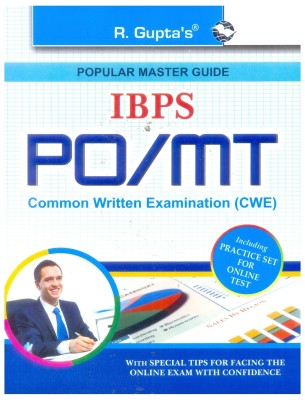 Buy Bank PO and Management Trainee Common Written Exam (CWE-IBPS) Guide: Book