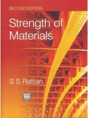 STRENGTH OF MATERIALS, 2/E (English) 2nd Edition price comparison at Flipkart, Amazon, Crossword, Uread, Bookadda, Landmark, Homeshop18