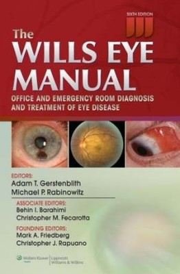 The Wills Eye Manual : Office and Emergency Room Diagnosis and Treatment of Eye Disease 6th Edition price comparison at Flipkart, Amazon, Crossword, Uread, Bookadda, Landmark, Homeshop18