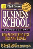 Rich Dad's The Business School (With CD): Book
