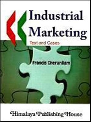 Industrial Marketing (English) 3rd  Edition price comparison at Flipkart, Amazon, Crossword, Uread, Bookadda, Landmark, Homeshop18
