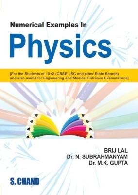 numericals in physics
