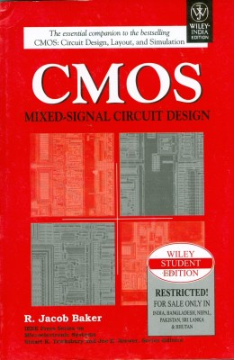 Buy Cmos: Mixed-Signal Circuit Design: Book