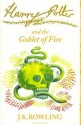 Harry Potter And The Goblet Of Fire: Book