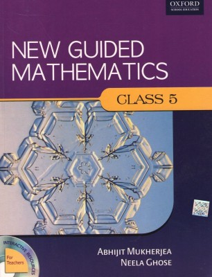 New Guided Maths Book - 5 2nd Edition By Abhijit Mukherjee, Neela