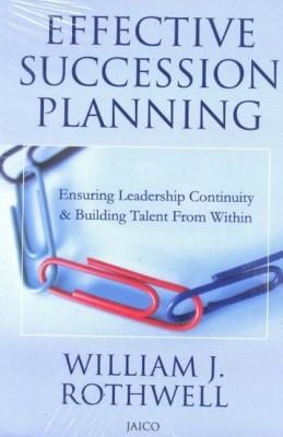PLANNING ROTHWELL SUCCESSION PDF EFFECTIVE