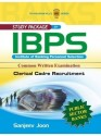 Study Package For IBPS Institute of Banking Personnel Selection: Common Written Examination Clerical Cadre Recruitment (English) 1st Edition: Book