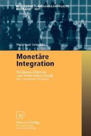 Monet Re Integration (Paperback)