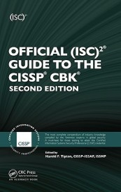 Official (ISC)2 Guide to the CISSP CBK, Second Edition ((ISC)2 Press) (English) 2nd  Edition (Paperback)