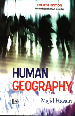Buy HUMAN GEOGRAPHY (English) 4th  Edition: Book