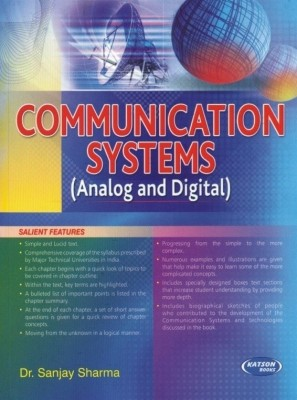 Sanjay Sharma s digital and analog communication ebook pdf