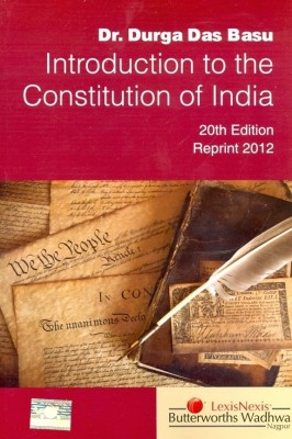 Buy Introduction to the Constitution of India (English) 20th Edition: Book
