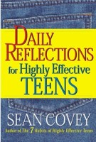 Daily Reflections For Highly Effective Teens: Book