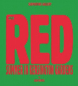 Red: Summer in Kensington Gardens: Serpentine Gallery (English) (Paperback)