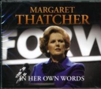 Margaret Thatcher in her own words (CD Box Set) (English): Book