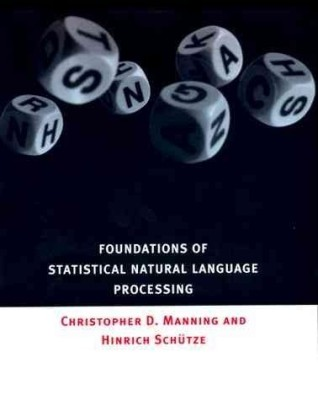Buy Foundations of Statistical Natural Language Processing 1st Edition: Book