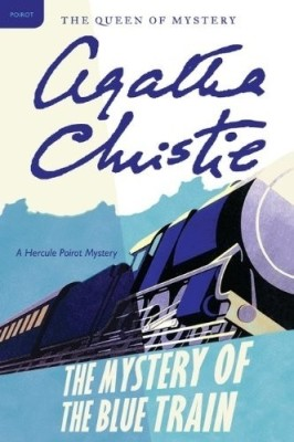 Buy The Mystery of the Blue Train: Book