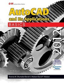 AutoCAD and Its Applications Basics 2012 (Hardcover)