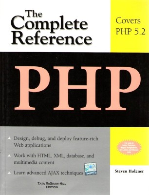 Buy Php: The Complete Reference (English) 1st  Edition: Book