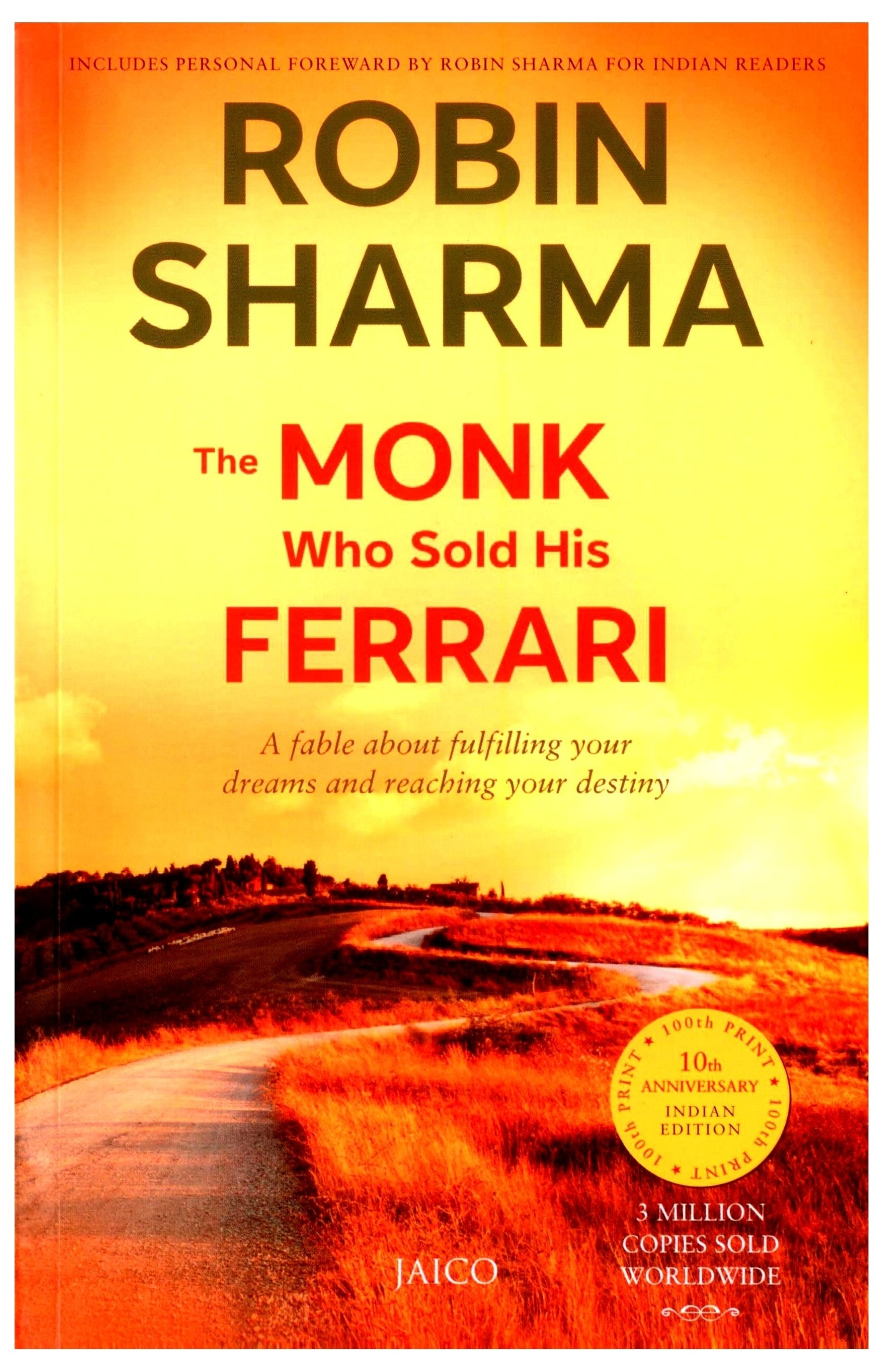 The Monk Who Sold His Ferrari Price In India Coupons And