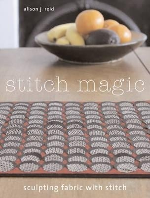 Stitch Magic: Sculpting Fabric with Stitch