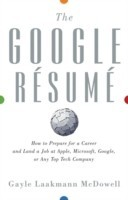 The Google Resume (English): Book