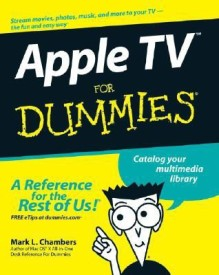 Apple TV for Dummies( Series - For Dummies (Computer/Tech) ) (English) (Paperback)