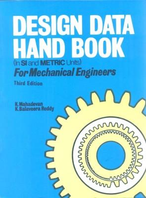Machine Design Data Hand Book K Lingaiah