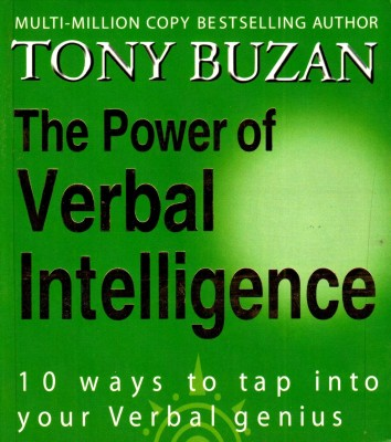 The Power of Verbal Intelligence : 10 Ways to Tap into Your Verbal Genius price comparison at Flipkart, Amazon, Crossword, Uread, Bookadda, Landmark, Homeshop18