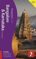 Bangalore & Karnataka Footprint Focus Guide (English): Book
