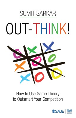 Out-think! : How to Use Game Theory to Outsmart Your Competition (English) price comparison at Flipkart, Amazon, Crossword, Uread, Bookadda, Landmark, Homeshop18