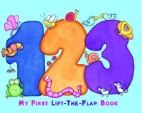 123: My First Lift the Flap (English): Book