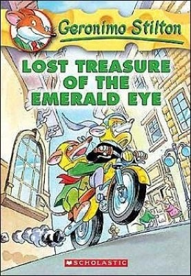 Geronimo Stilton 01 Lost Treasure Of The Emerald Eye price comparison at Flipkart, Amazon, Crossword, Uread, Bookadda, Landmark, Homeshop18
