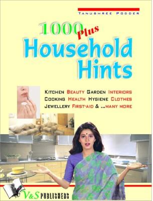1000 Plus Household Hints (English) price comparison at Flipkart, Amazon, Crossword, Uread, Bookadda, Landmark, Homeshop18