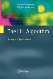 The LLL Algorithm (English) (Paperback)