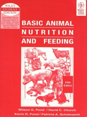BASIC ANIMAL NUTRITION & FEEDING 5th Ed. (English) 5th Edition price comparison at Flipkart, Amazon, Crossword, Uread, Bookadda, Landmark, Homeshop18