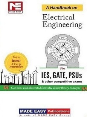 Buy IES, GATE, PSUs: A Handbook for Electrical Engineering (English) 1st Edition: Book