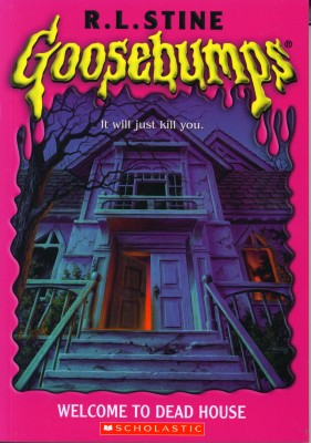 GOOSEBUMPS : WELCOME TO DEAD HOUSE price comparison at Flipkart, Amazon, Crossword, Uread, Bookadda, Landmark, Homeshop18