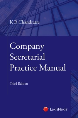 Company Secretarial Practice Manual -Book