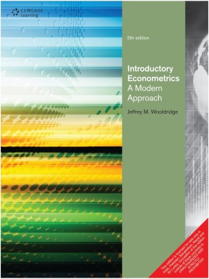 Introductory econometrics a modern approach 4th edition