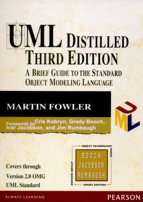 Buy UML Distilled : A Brief Guide to the Standard Object Modeling Language (English) 3rd Edition: Book