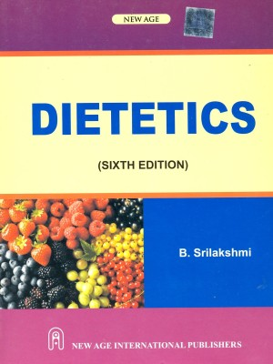 Buy Dietetics, 6/e PB (English) 3rd Edition: Book
