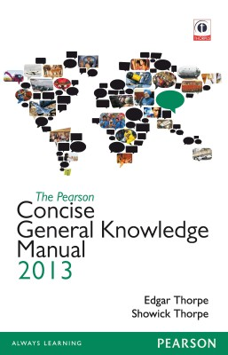 Buy The Pearson Concise General Knowledge Manual 2013: Book